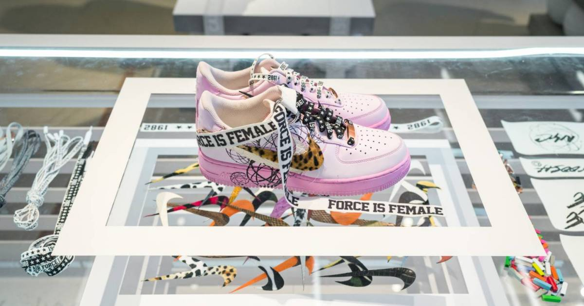 1252a7c2ba37b5 Vancouver s Nordstrom to launch shoe-customization studio for Nike Air  Force 1 s 35th birthday