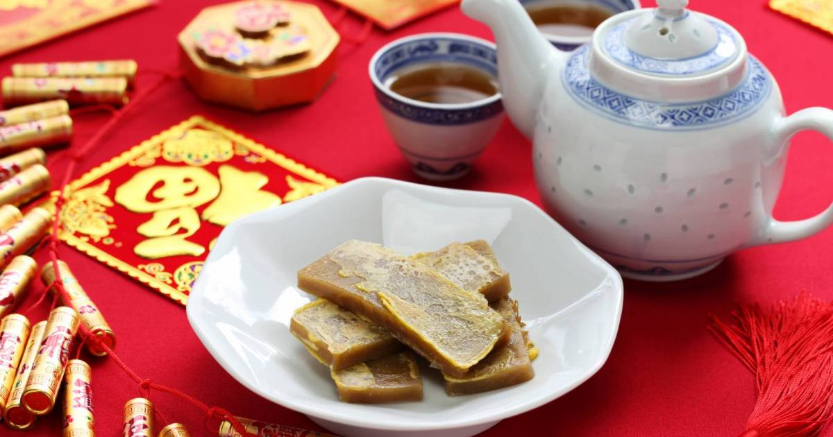 8 Chinese desserts to eat for Lunar New Year