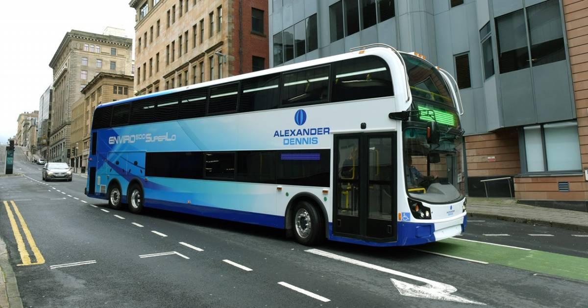 Translink 555 bus schedule-5338
