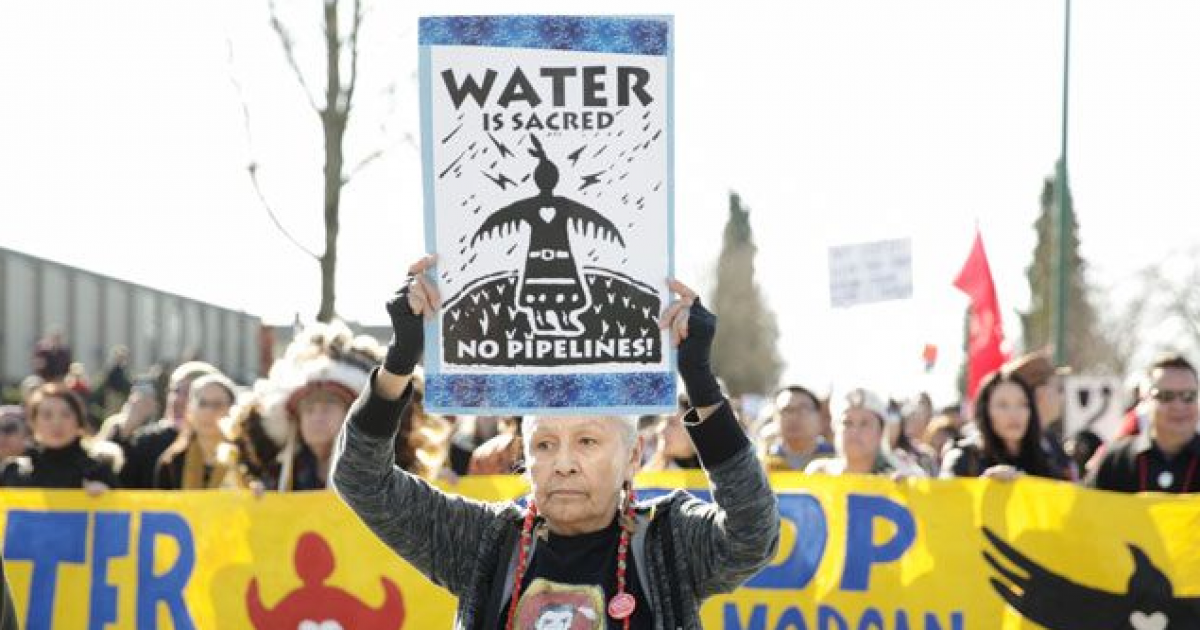Union of B.C. Indian Chiefs issues stark warning to First Nations about investing in Trans Mountain pipeline system
