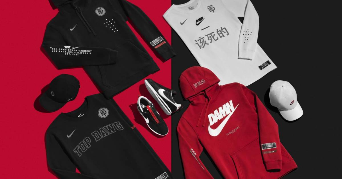 81815248 Nike and Top Dawg Entertainment drop merch ahead of Championship Tour  kickoff in Vancouver | Georgia Straight Vancouver's News & Entertainment  Weekly