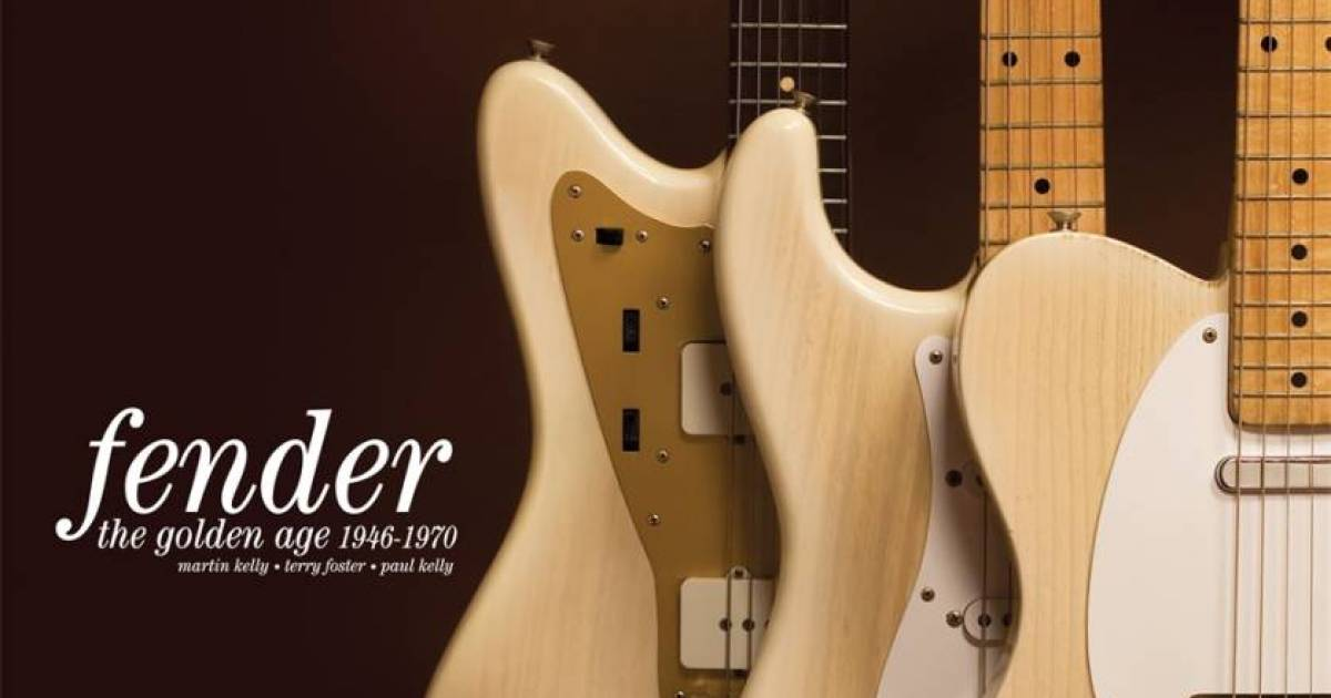 Fender The Golden Age Strikes A Chord For Guitar Obsessed Dads On
