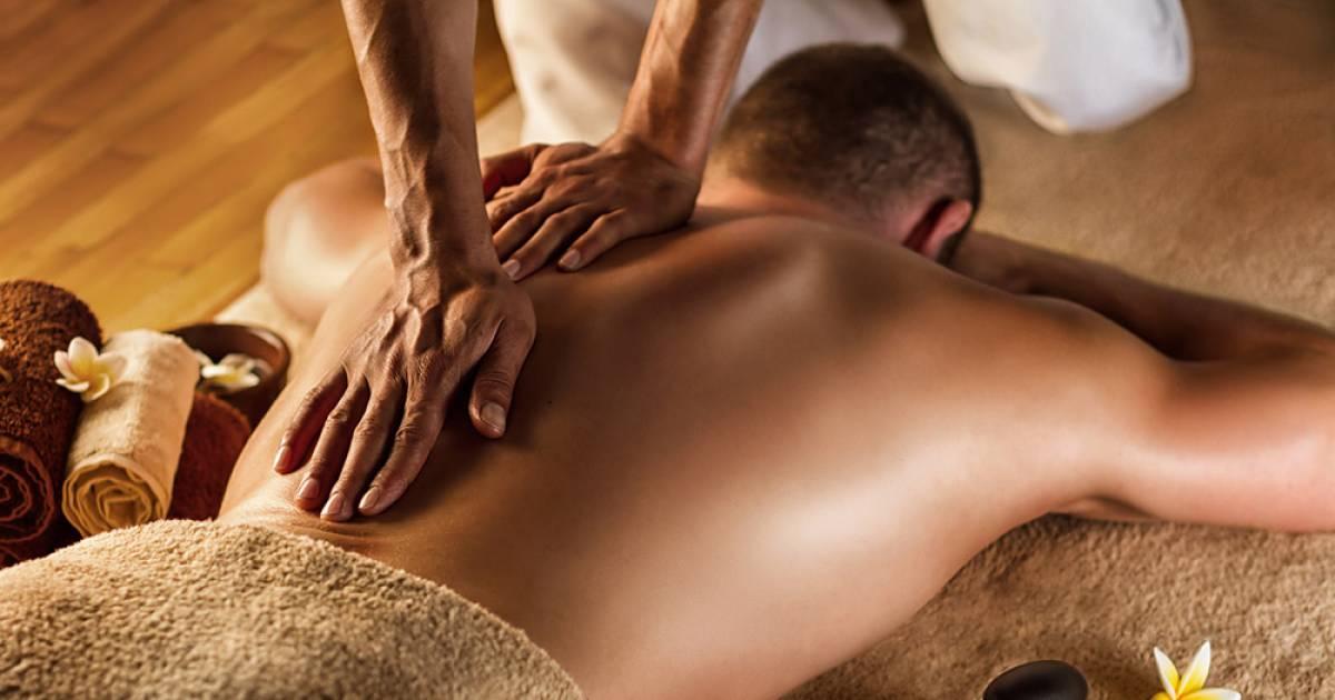 Элитный массаж без интима
