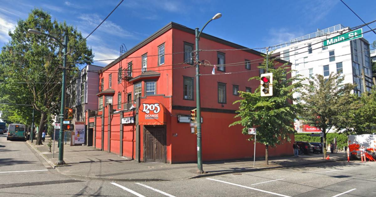 Vancouver police investigating gunfire reported behind No. 5 Orange