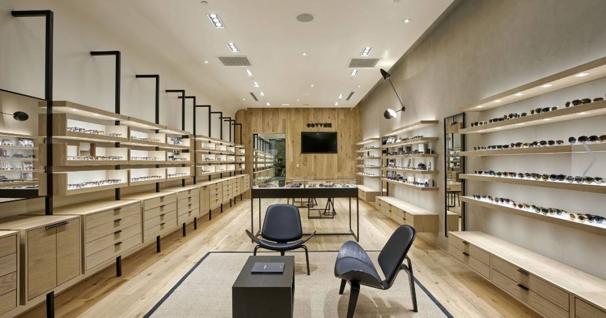 4ff35ae8f89 Luxury eyewear label Oliver Peoples to open first Western Canadian ...