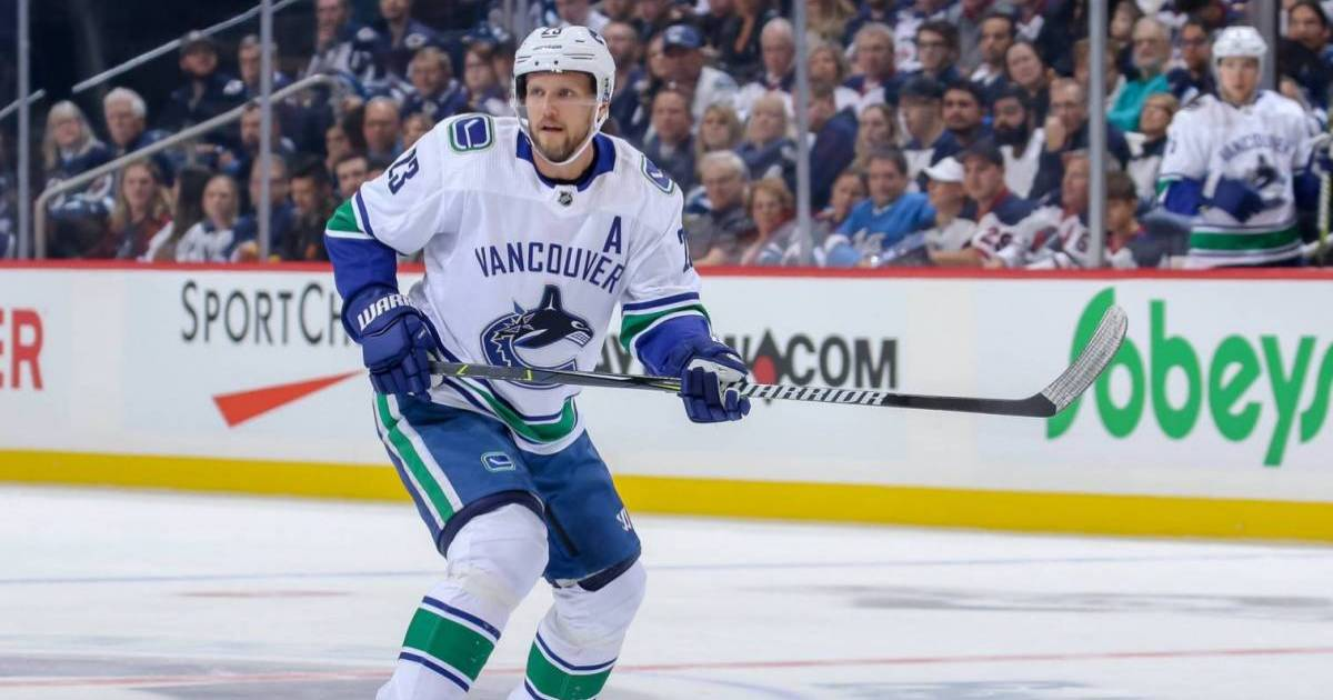 Vancouver Canucks defenceman Alex Edler to hit free agent market: report