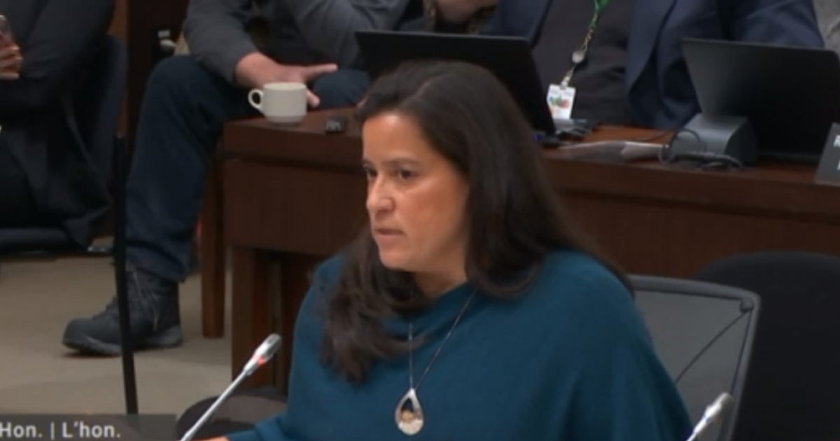 Jody Wilson-Raybould reveals shocking level of meddling and interference by Justin Trudeau's office over SNC-Lavalin