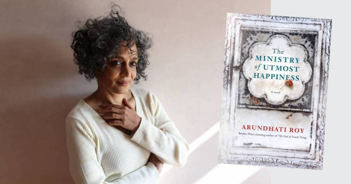 Petition submitted to Parliament seeking honorary Canadian citizenship for author Arundhati Roy