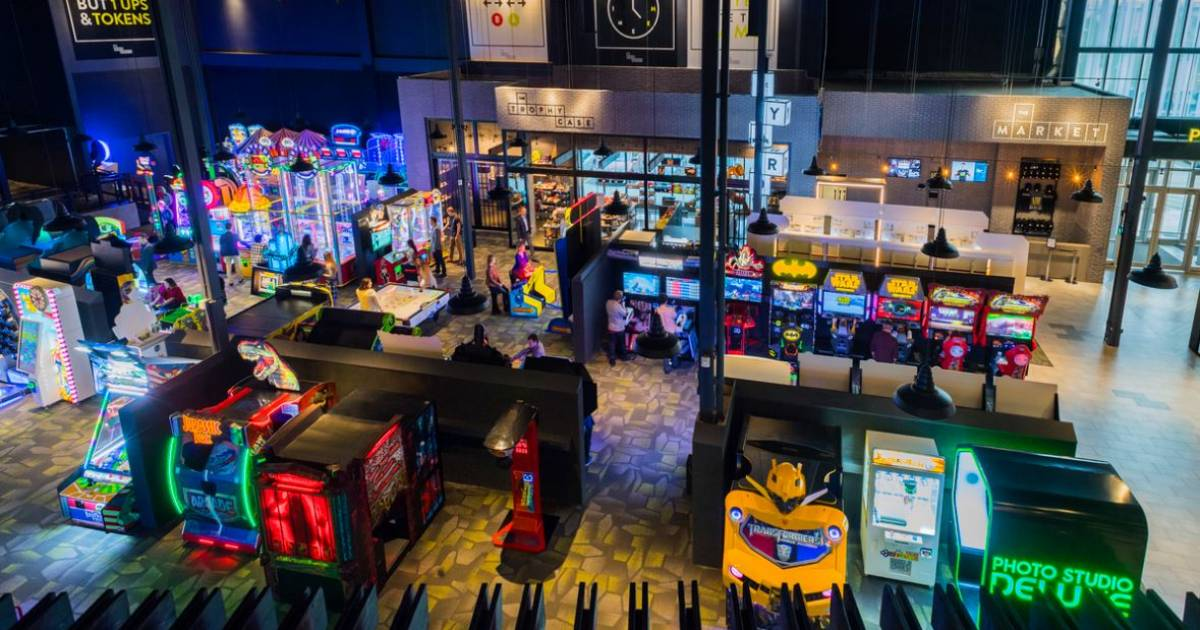 Cineplex to open massive food-and-arcade hall Rec Room in downtown Vancouver