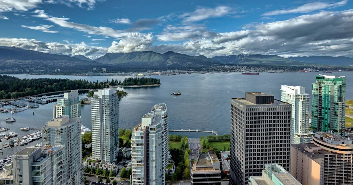 Two-bedroom apartment listings in Vancouver are now in the neighbourhood of $3,000 a month