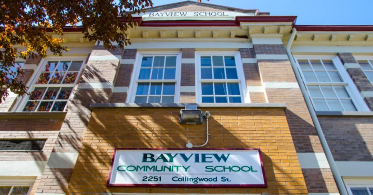 Goodbye to Bayview elementary: Kitsilano bids farewell to Vancouver landmark