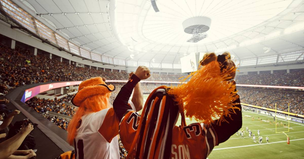 BC Lions post disappointing attendance numbers in home opener