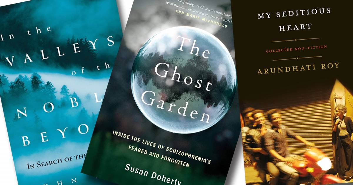 Summer books: Lazier days call for a dose of reality
