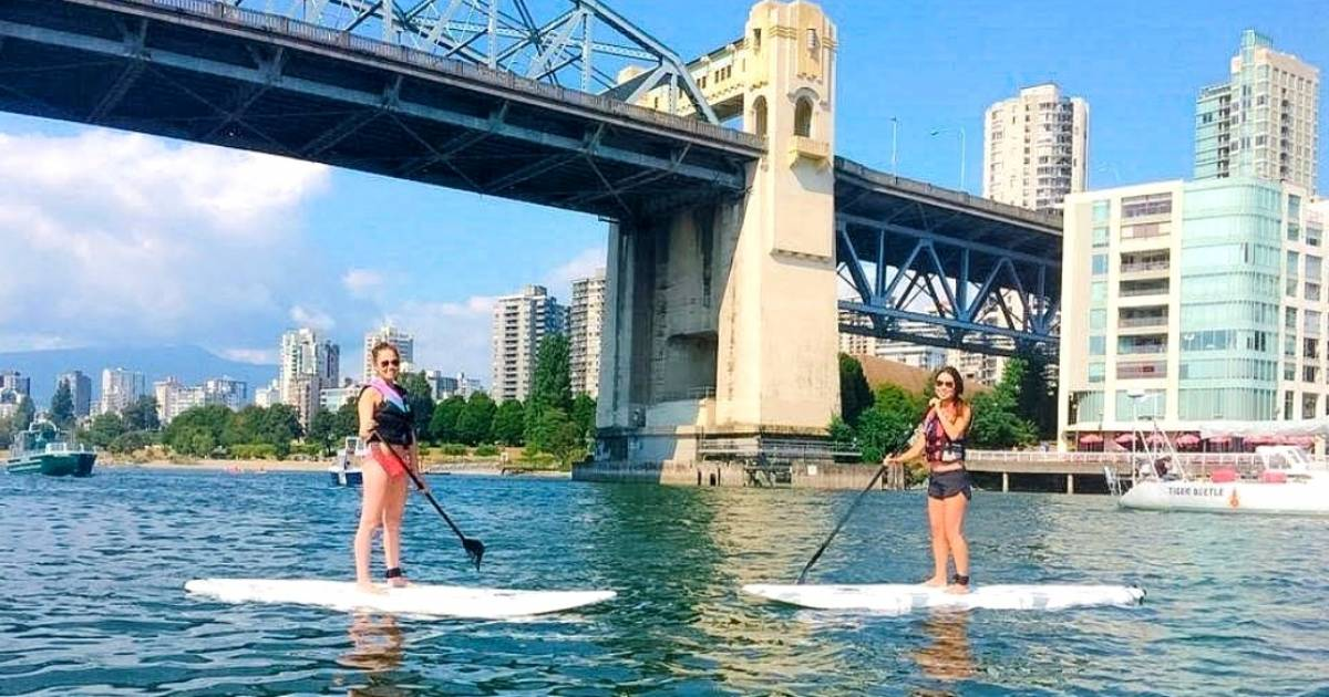 Park board adopts 10-year plan for recreation and exploration on the water around Vancouver
