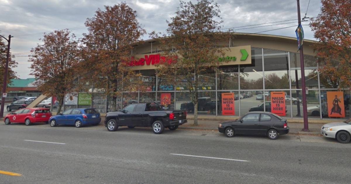 Value Village in East Vancouver evacuated after suspected grenade