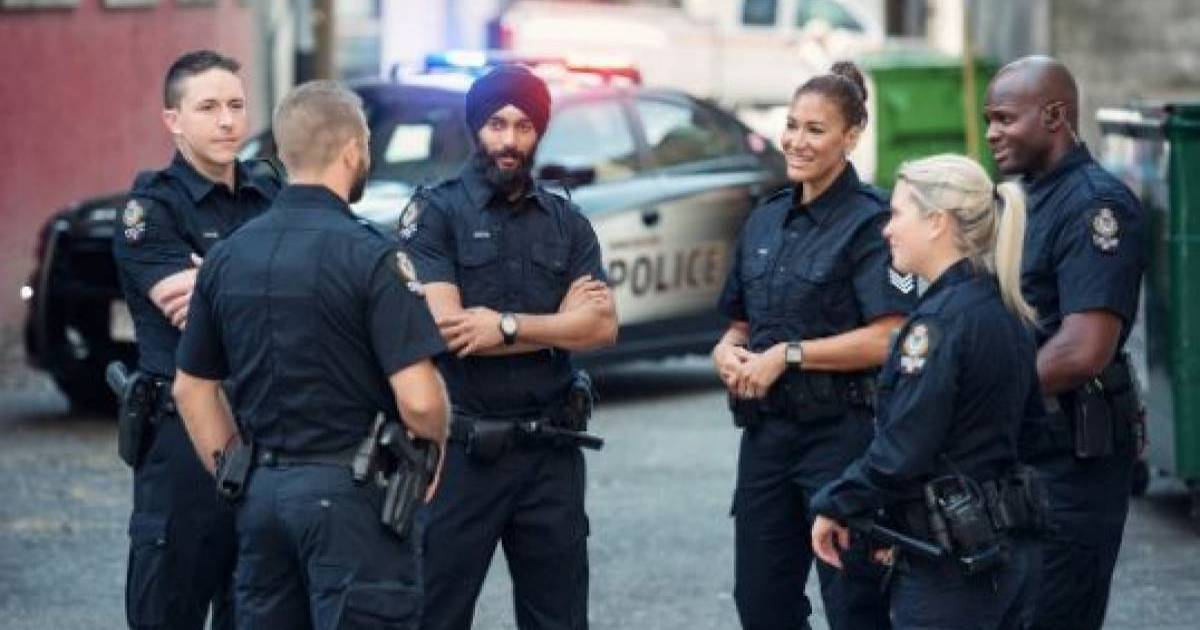 Running while black: Vancouver police say no racial profiling in stopping man rushing to SkyTrain station