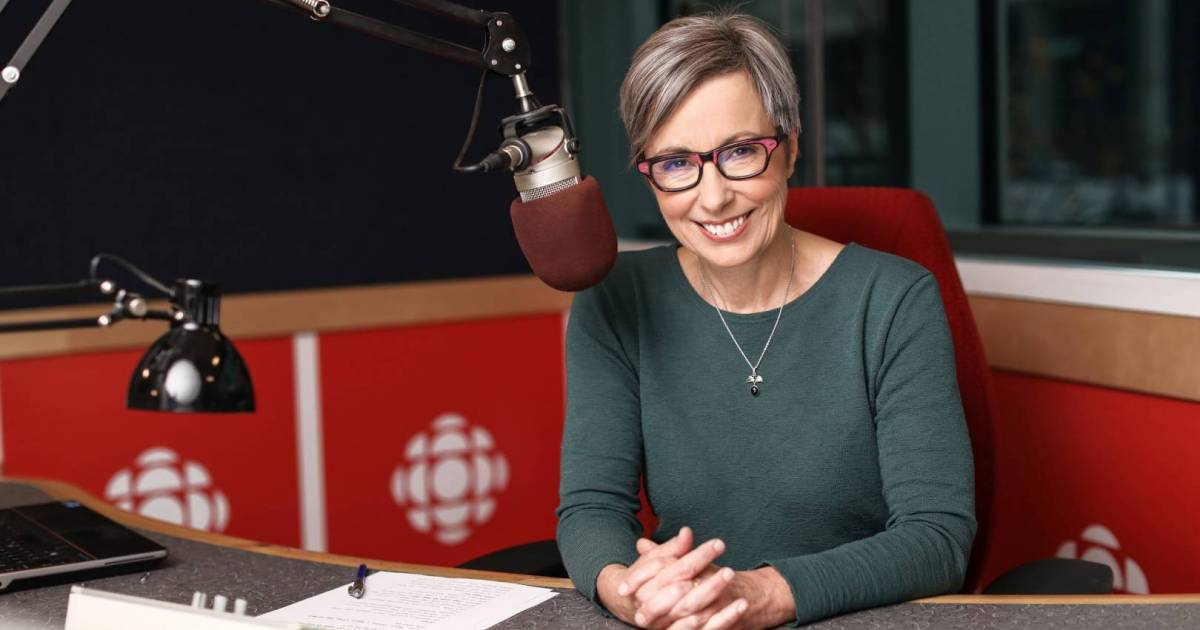 CBC Radio One host Sheryl MacKay explains origin of name of her North