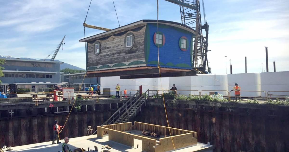 Indigenous weavers bring Blue Cabin Floating Artist Residency to life