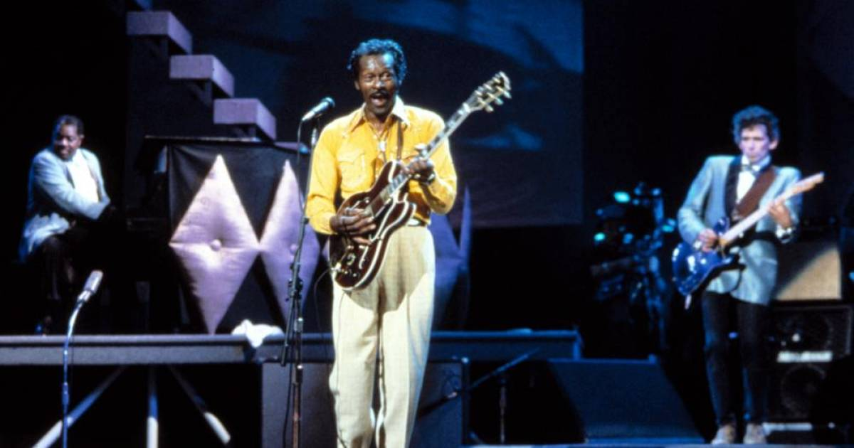 Shout! Factory to release Chuck Berry: Hail! Hail! Rock 'n' Roll on