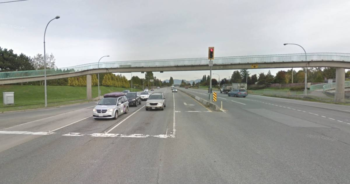 Burnaby driver, 44, charged with impaired driving in Delta collision