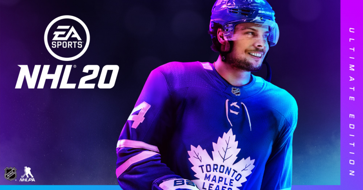 NHL 20 injects personality and revamps presentation of long-standing