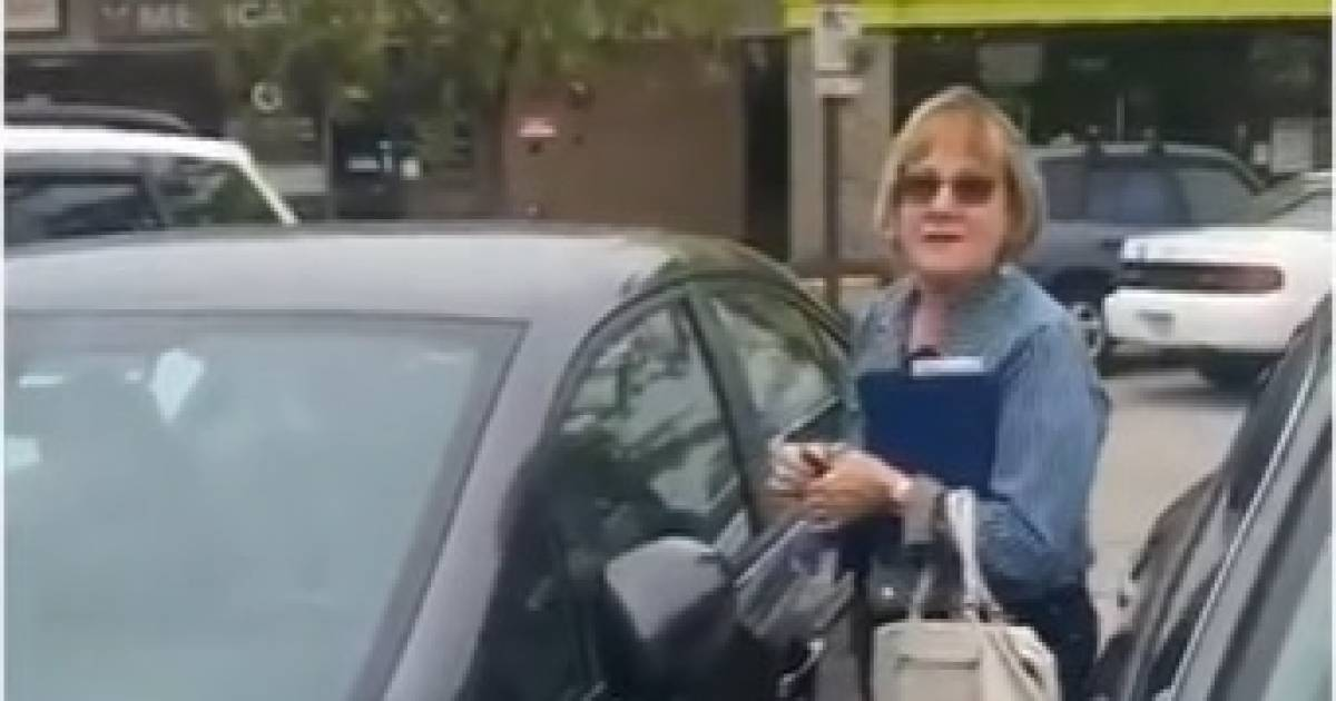 Woman at centre of racism controversy in Richmond gets bombarded with