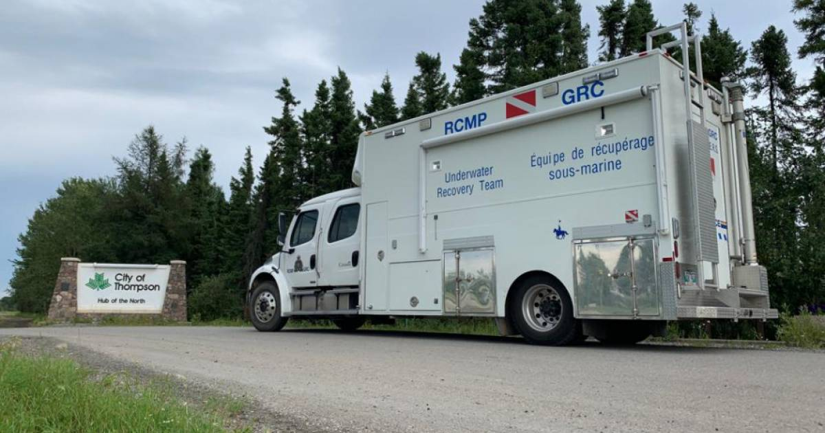 Manitoba RCMP dive team to search Nelson River near Gillam for B.C.