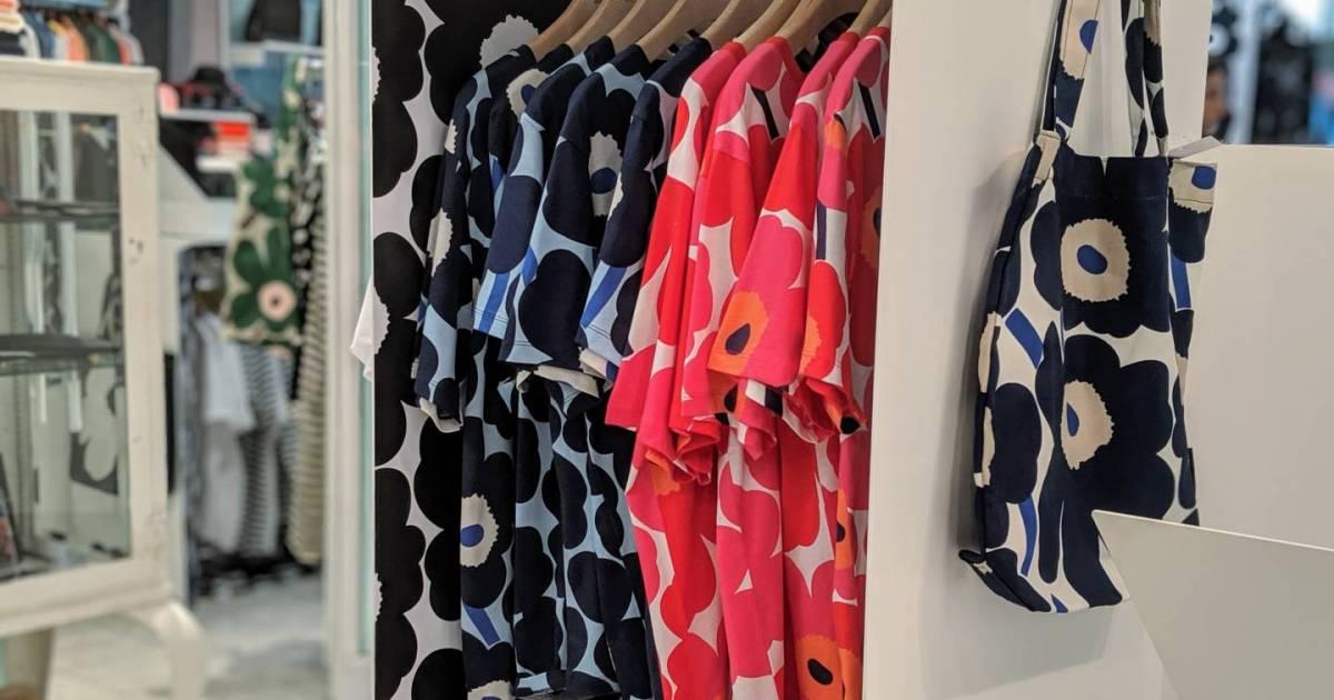 Photos: Marimekko brings its iconic poppy print to Kitsilano's gravitypope