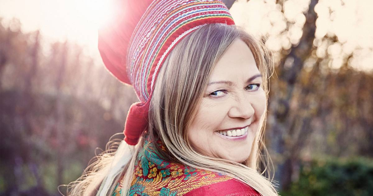 Sámi vocalist and advocate Mari Boine performs at the Chan ...