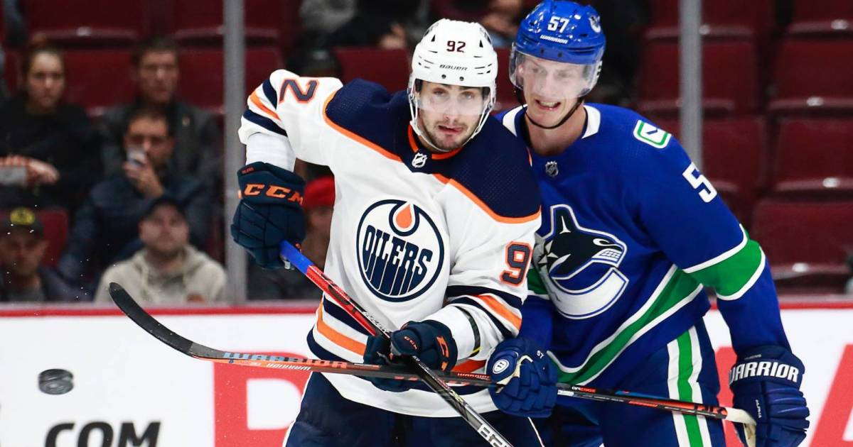 Vancouver Canucks, Straight Up: Quinn Hughes goes to the dentist, Canucks sneak by Oilers