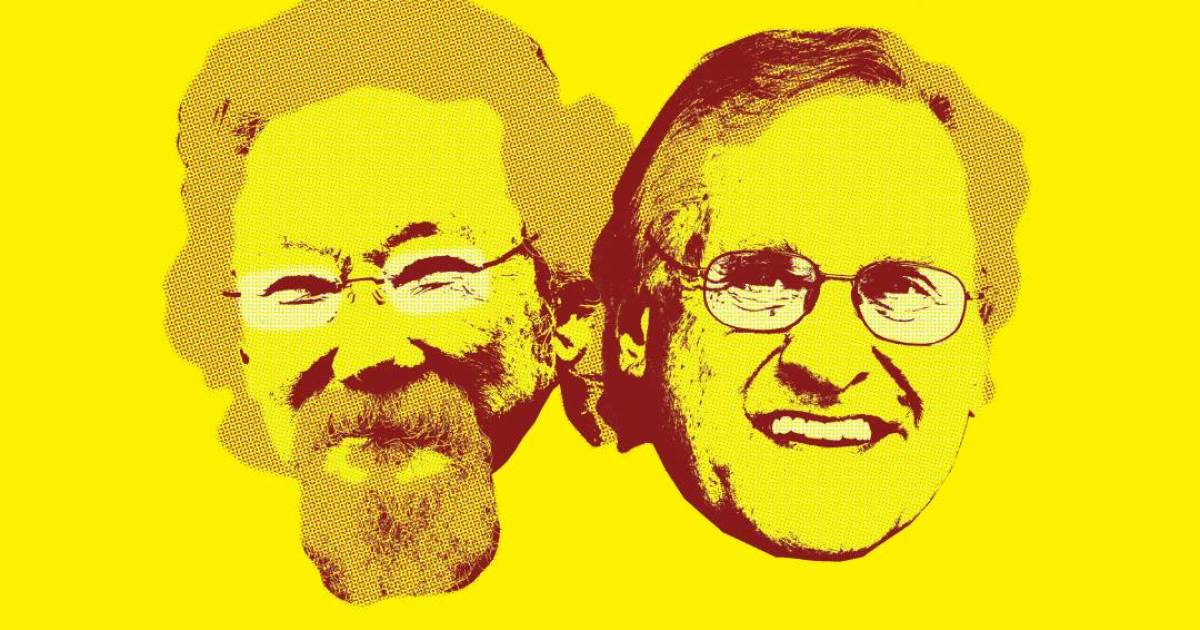 Canadian icons David Suzuki and Stephen Lewis want voters to remain focused on the climate