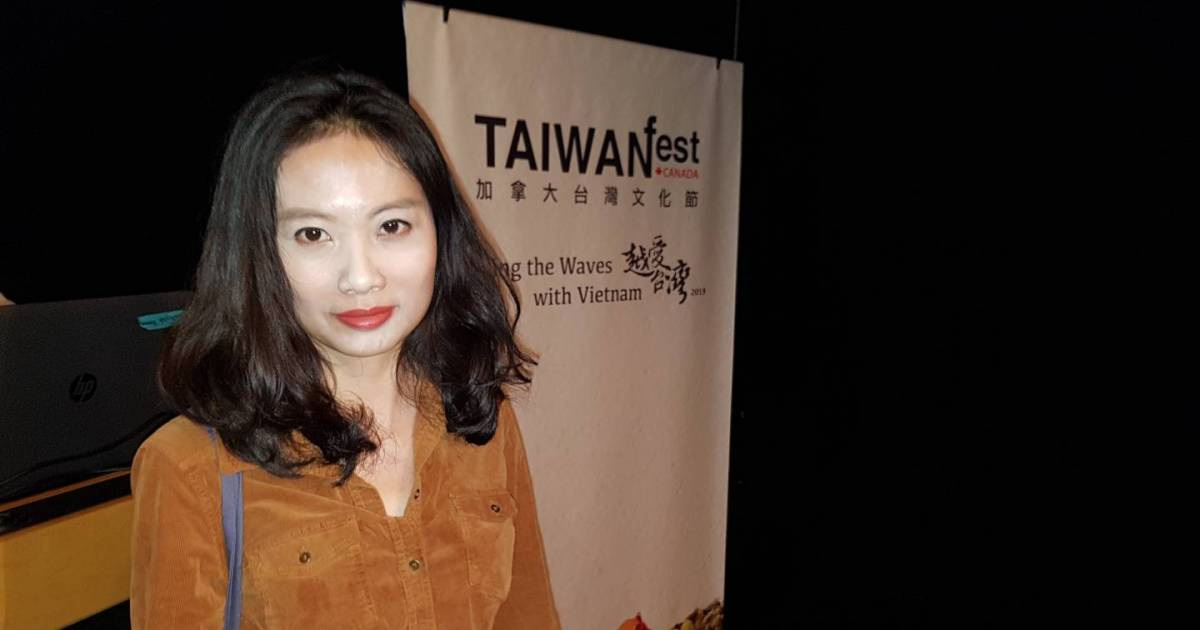 Chinese journalist shares her revelation about democracy during visit to Vancouver's TaiwanFest