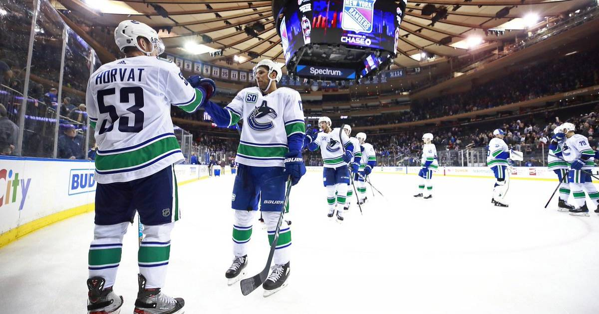 What we learned from the Vancouver Canucks' New York road trip