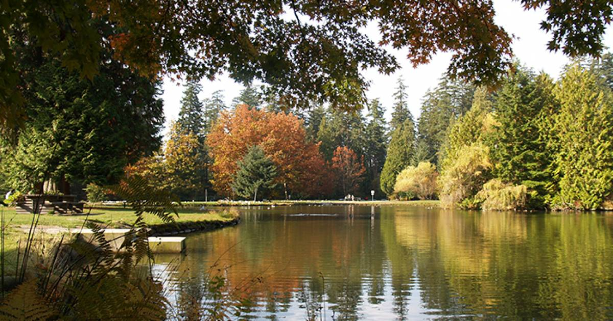 Woman found dead in Burnaby's Central Park