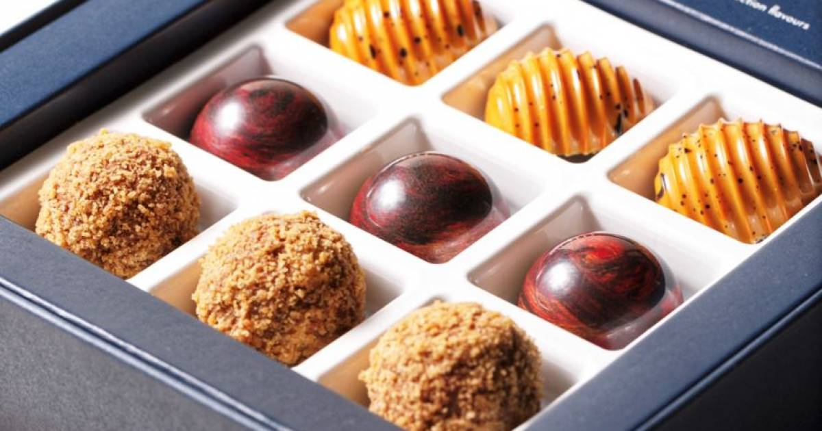 The Food Gays and Chez Christophe drop special chocolate collaboration
