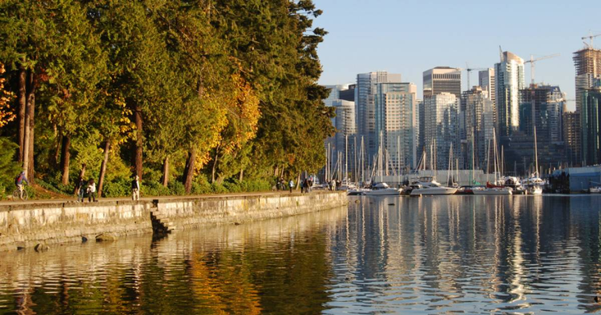 Vancouver makes Lonely Planet's list of top 10 cities to visit in 2020