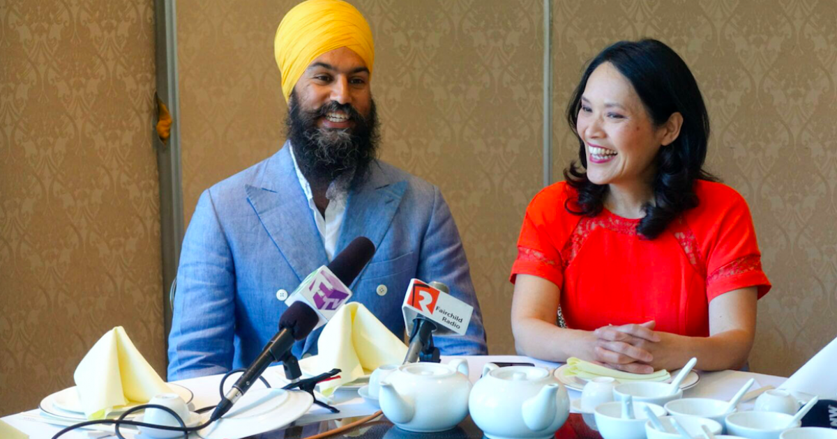 Re-elected Vancouver East MP Jenny Kwan says New Democrats will bring strong voice to Ottawa