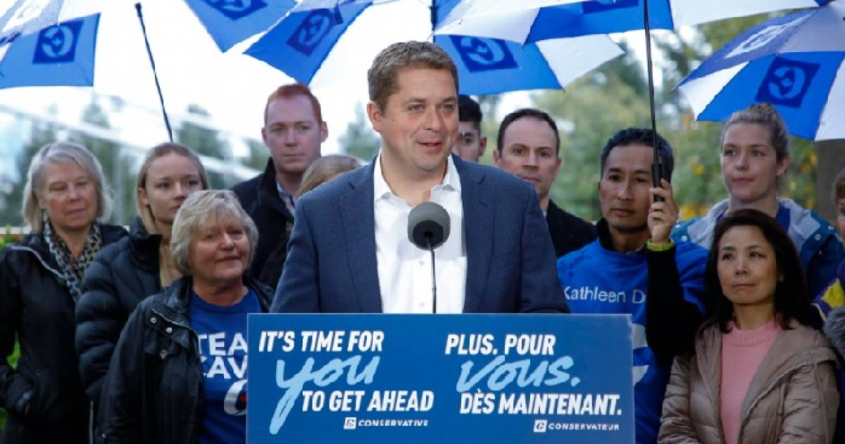 Martyn Brown: 14 reasons why the Conservatives shouldn't dump Andrew Scheer as party leader
