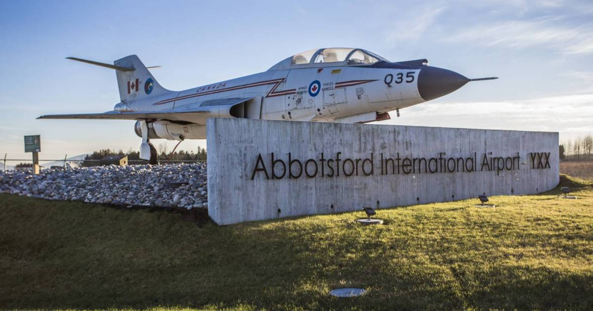 Abbotsford International Airport access improved with $27.5 million road expansion project