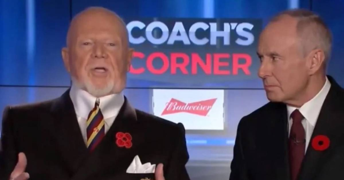 "Hockey Night in Canada finally lets go of Don Cherry following ""you people"" rant against immigrants"