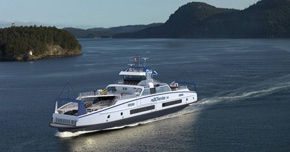 Metro Vancouver floats idea of electric passenger vessels on Fraser River