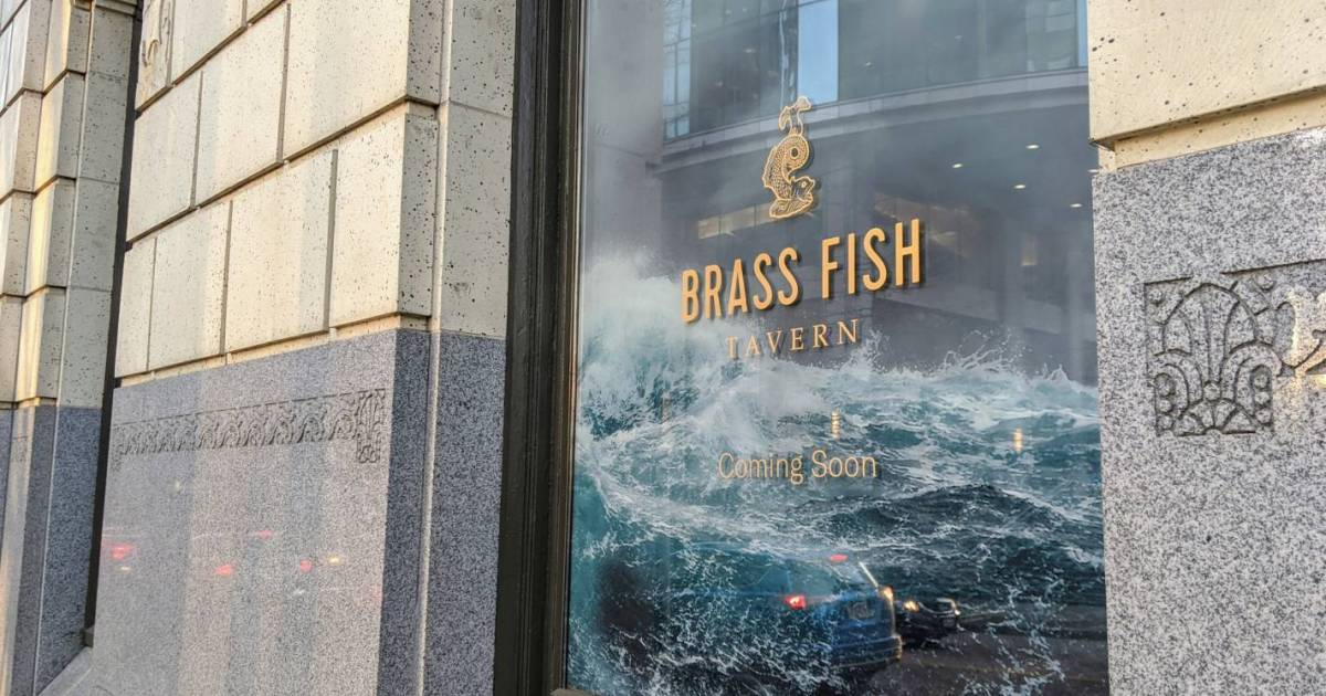 Brass Fish Tavern to open in downtown Vancouver's historic Marine Building in January 2020