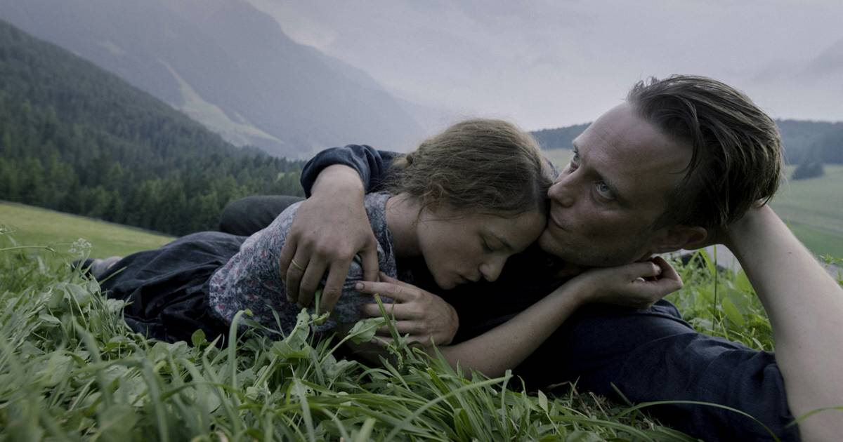 It's farmer vs. fascists in Terrence Malick's A Hidden Life