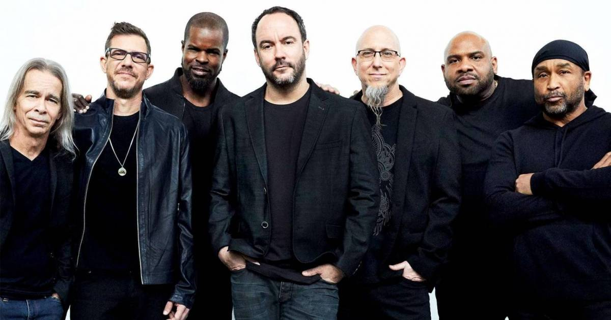 The Dave Matthews Band plays Vancouver this summer