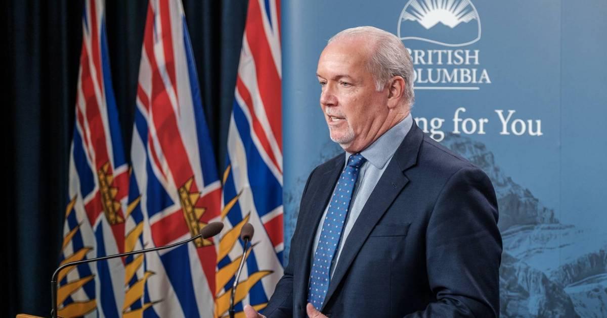 Wet'suwet'en hereditary chiefs seek UN's help after Premier John Horgan says Coastal GasLink pipeline will be built