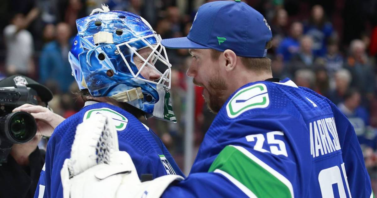 Vancouver Canucks, Straight Up: Jake Virtanen, Thatcher Demko have St. Louis singing the Blues