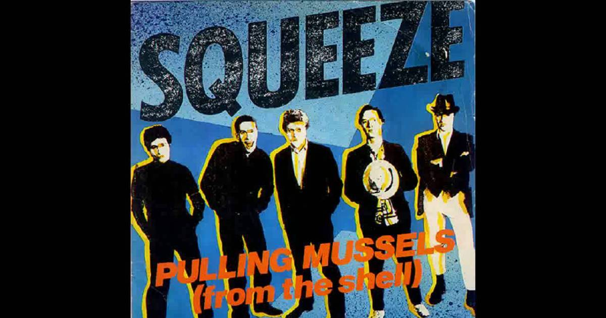 "Who else wants to hear Squeeze play ""Pulling Mussels (from the Shell)"" in Vancouver?"