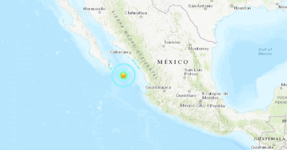 Earthquake hits Gulf of California off Mexican coast while Nevada declares state of emergency after strong quake