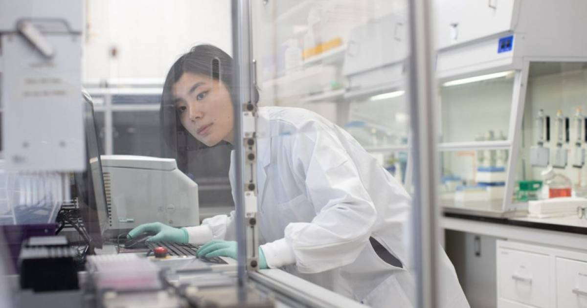 Vancouver biotech firm AbCellera Biologics goes public at $20 per share on NASDAQ