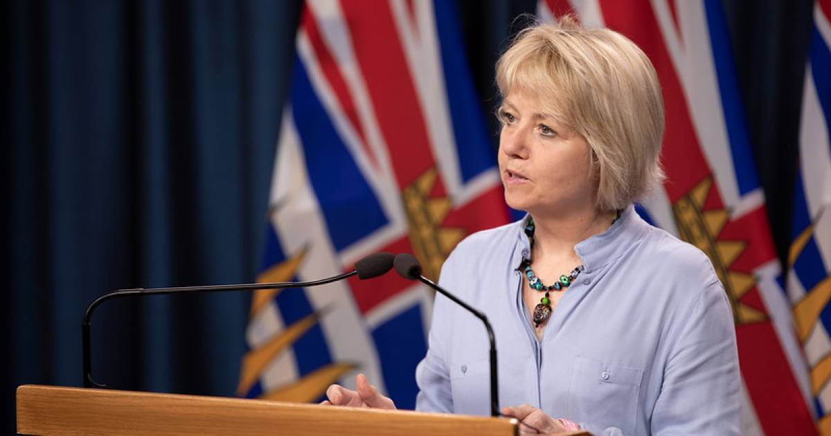 COVID-19 in B.C.: Dr. Bonnie Henry on viral and antibody testing, Adrian Dix on province's approach